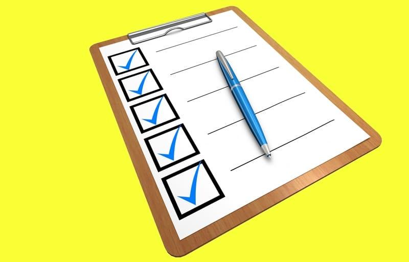Lifetime Window Warranty Checklist