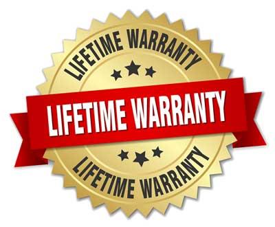 Lifetime Warranty Windows